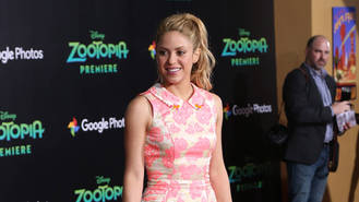 Shakira struggled to write new music after becoming a mum