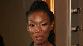 Brandy involved in early morning health scare on flight bound for New York