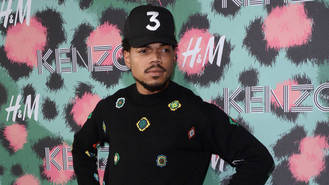 Chance the Rapper issues apology after accidental Instagram like