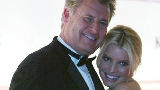 Jessica Simpson's father Joe now cancer free after months of radiation