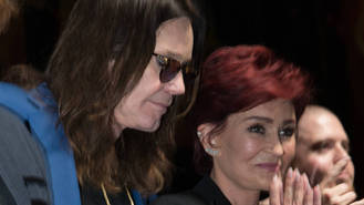Sharon and Ozzy Osbourne renew wedding vows in Las Vegas