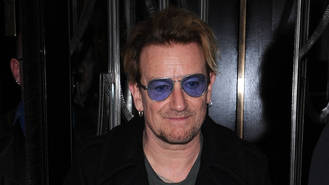 U2's Bono hails Manchester's 'undefeatable spirit' after terror attack