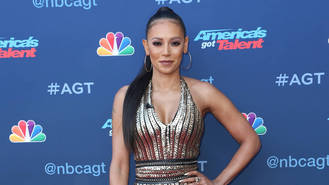 Mel B comforted by spirit of late grandfather through nasty divorce