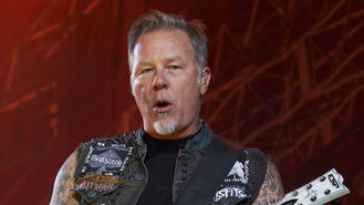 James Hetfield: 'Metallica could fall apart at any moment'
