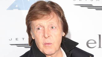 Paul McCartney: 'I stopped drinking before shows after it made me forget my lyrics'