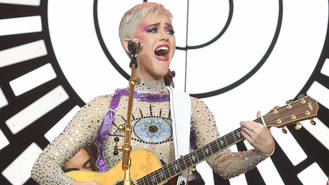 Katy Perry slammed for urging dog 'to chase koala bears' in new advert