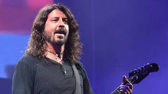 Foo Fighters collaborated with popstars on new album