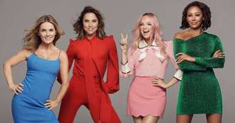 New image of Spice Girls ahead of 'tour announcement'
