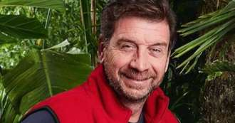 "I'm a Celeb's Nick Knowles called out by Biffy Clyro over that ""jamming"" story"