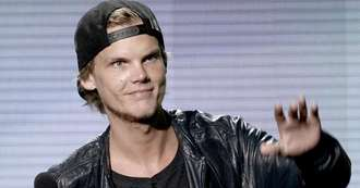 Avicii: New song 'SOS' with Aloe Blacc is released, one year after Swedish DJ's death