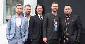 'NSYNC in line to join Ariana Grande at Coachella - report