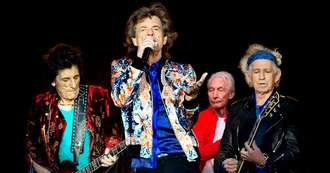 Rolling Stones Postpone North American No Filter Tour Dates Due to Mick Jagger's Illness