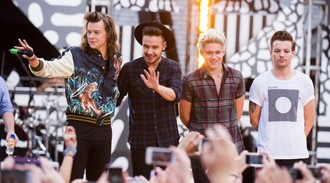 One Direction and Pharrell among Apple Music Festival line-up