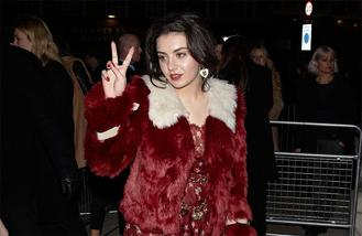 Charli XCX planning to write for Rita Ora LP