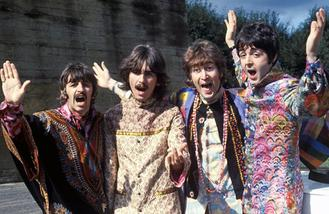 Beatles' first record contract up for sale