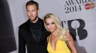Rita Ora thinks working with Calvin Harris could have caused split