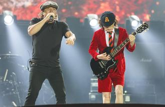 AC/DC bring Rock or Bust World Tour to Europe