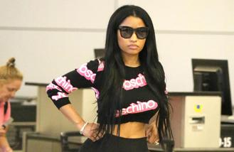 Nicki Minaj goes ahead with Angola show despite calls to boycott