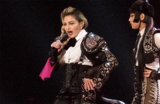 Madonna blasts fans in foul-mouthed rant