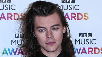 Harry Styles registers four new solo songs - report
