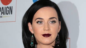 Katy Perry and John Mayer ring in 2016 together