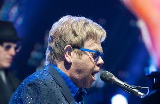 Elton John has never been asked to play Glastonbury