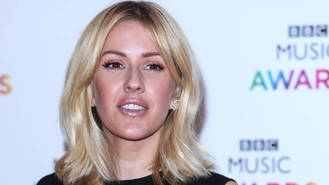 Ellie Goulding almost died after car plunged into frozen lake
