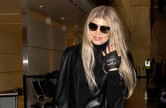 Fergie eyeing up March release for second album