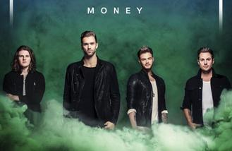 Lawson unveil new song about being 'absolutely skint'