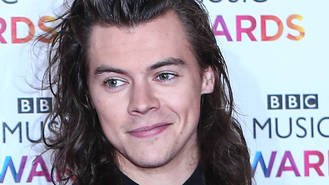 Harry Styles celebrates birthday with new management