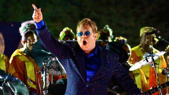 Elton John: 'My songwriting process is so strange'