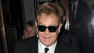 Sir Elton John scaling back on gigs to be a dad