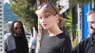 Police called to Taylor Swift's house after suspicious man is spotted