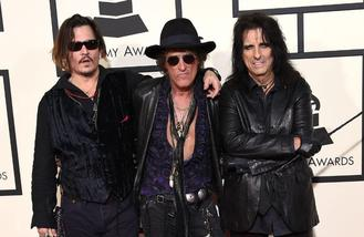Lemmy would have been 'proud' of Hollywood Vampires' tribute