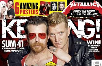 Eagles of Death Metal on 'gut-wrenching' Paris return