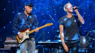 Godlike Geniuses Coldplay to bring NME Awards to foot-stomping close