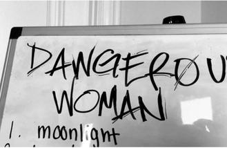 Ariana Grande changes LP title to Dangerous Woman?