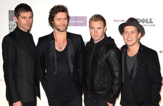 Take That voted Best Comeback Artist