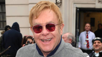 Sir Elton John recalls his most infamous tantrum