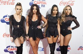 Little Mix's BRITs drinking plan for Rihanna