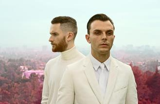 Hurts' romantic show at O2 Academy Brixton