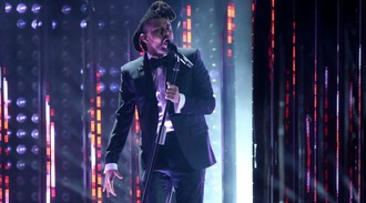 The Weeknd was meant to have a very special guest for his Grammys performance - but she didn't turn up