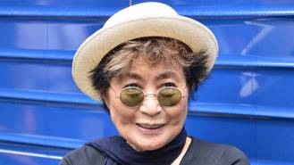 Yoko Ono released from hospital