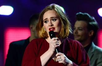 Adele explains Katy Perry's influence on her Brits performance