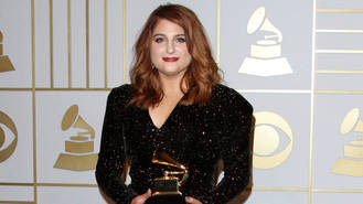 Meghan Trainor: 'My dad's to blame for Grammy night tears'