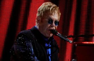 Sir Elton John teams up with Red Hot Chili Peppers
