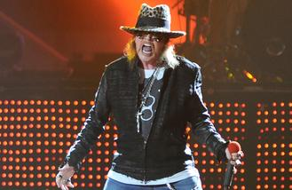Axl Rose to step in for AC/DC's Brian Johnson?