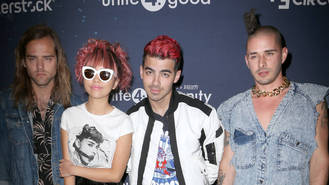 Joe Jonas plots world domination with band DNCE