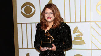 Meghan Trainor recalls emotional Grammys win