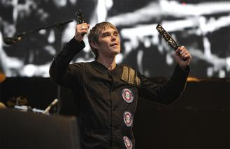 Stone Roses very 'excited' by new LP, says Noel